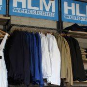 HLMWorkwear webdesign website