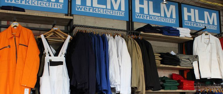 HLMWorkwear webdesign website