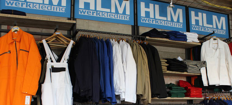 HLM Workwear website gelanceerd